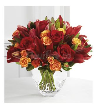 Autumn Splendor Bouquet