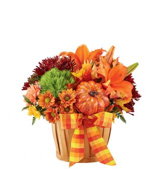 BOUQUET CELEBRATION D'AUTOMNE