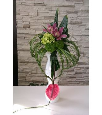 heart of love arrangement