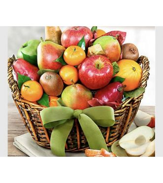 PANIER GOURMAND DE FRUITS