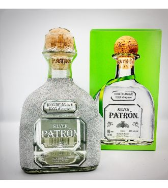 BOUTEILLE TEQUILA PERSONNALISEE PATRON