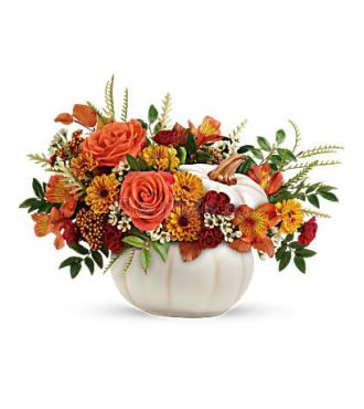 ECHANTED HARVEST BOUQUET